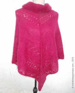ponchot-framboise-laine-mohair-pyrenees